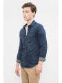 Denimová slim fit košile Pepe Jeans JEPSON 1