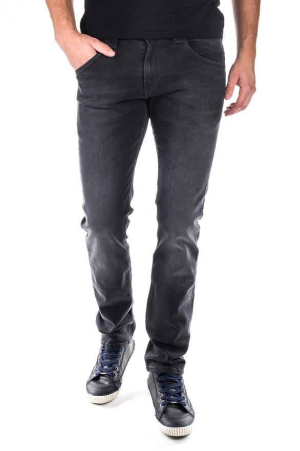 Tmavě šedé džíny Pepe Jeans ZINC - 919 CONCEPT STORE 3884f00a62