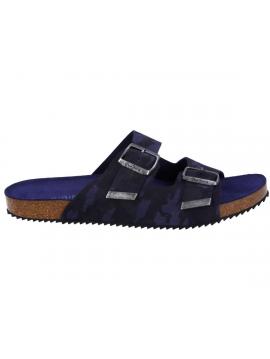 Pánské pantofle camouflage Pepe Jeans ANATOMIC