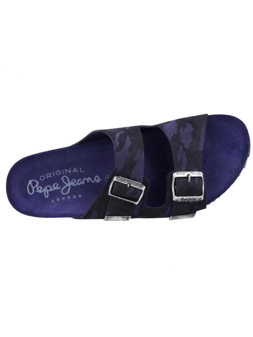Pánské pantofle camouflage Pepe Jeans ANATOMIC - 919 CONCEPT STORE 33901e1d92
