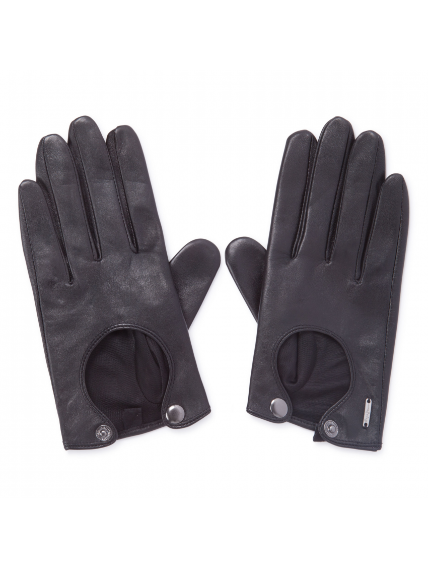 b56be531f72 Extravagantní kožené rukavice Pepe Jeans PHILO GLOVES. Loading zoom