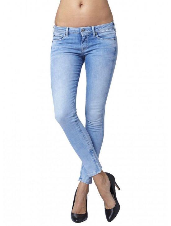 Dámské slim džíny ke kotníku Pepe Jeans CHER