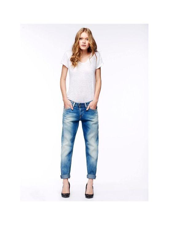 Dámské boyfit džíny Pepe Jeans JAIMEEb
