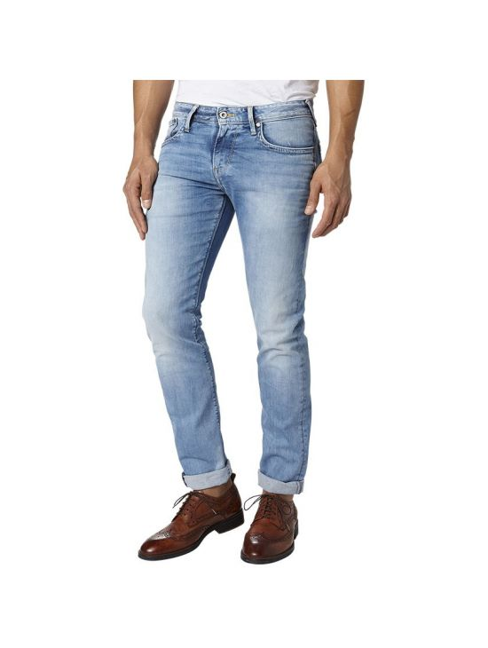 2342f28aadf Pánské světlé slim džíny Pepe Jeans HATCH - 919 CONCEPT STORE