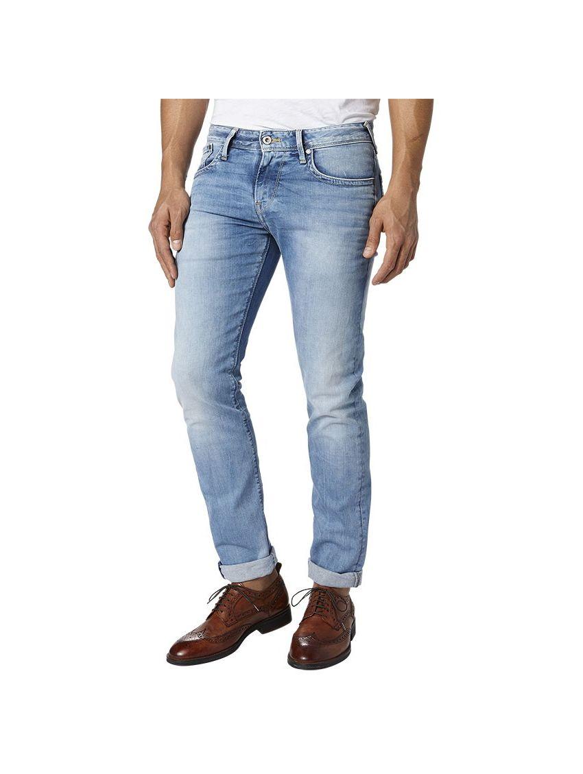 Pánské světlé slim džíny Pepe Jeans HATCH - 919 CONCEPT STORE f0bffd4781