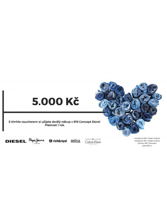 Voucher 5.000