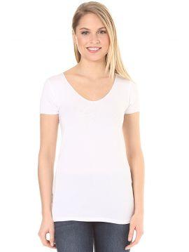 Dámské bílé tričko Pepe Jeans KATE T-SHIRT