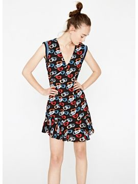 Rozverné letní šaty Andy Warhol Pepe Jeans SELENAS