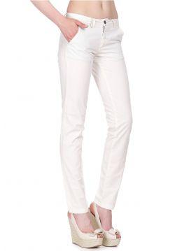 Světlé chinos kalhoty Pepe Jeans COLFAX