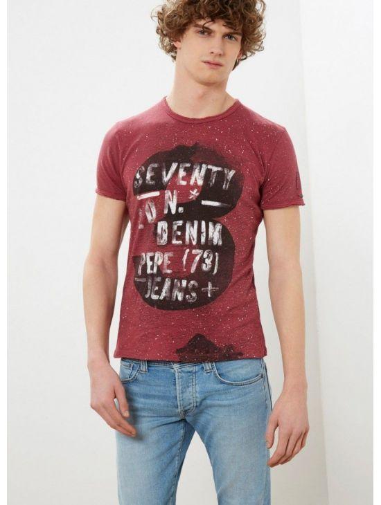 Tričko Pepe Jeans CLAPMAN T-SHIRT