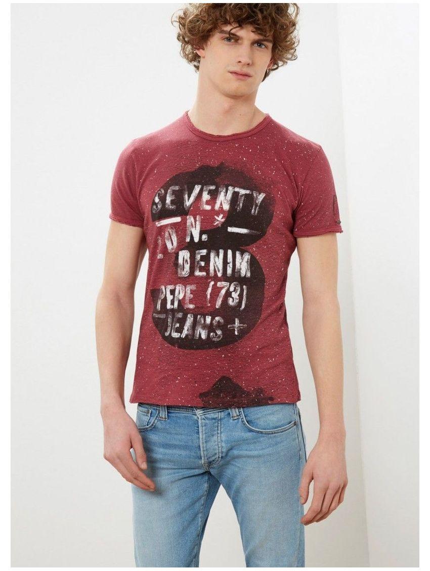 Tričko Pepe Jeans CLAPMAN T-SHIRT - 919 CONCEPT STORE 4e8b46b2ba