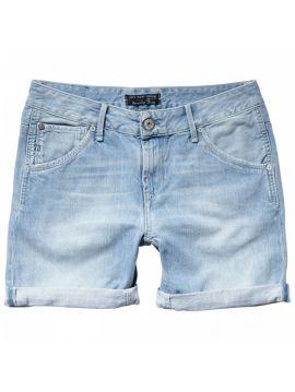 Džínové dámské kraťasy Pepe Jeans DODGER