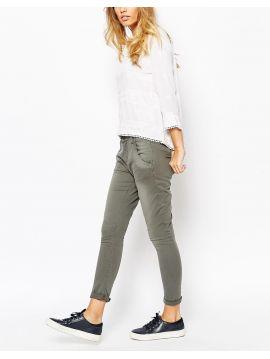 Kalhoty se sníženým sedem Pepe Jeans TOPSY