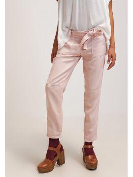 Pudrové lehké kalhoty Pepe Jeans ELYSa