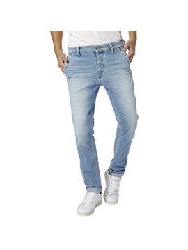 Pásnké džíny chinos Pepe Jeans DENBIGH