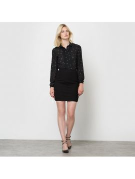 Černé elegantní šaty Pepe Jeans DREW