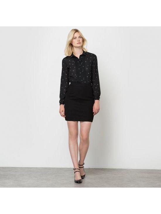 Černé elegantní šaty Pepe Jeans DREWa