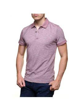 Růžové polo triko Pepe Jeans ROYAL