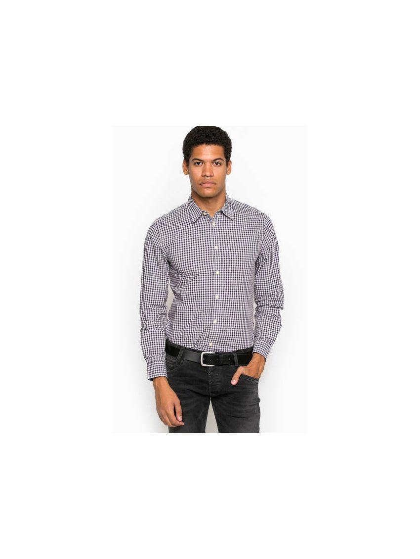 Kostkovaná košile Pepe Jeans MALWIE - 919 CONCEPT STORE d377fdf5c6