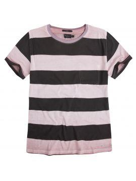 Pruhované tričko Pepe Jeans BETULA T-SHIRT