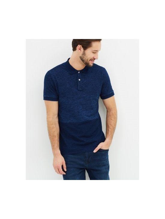 Tmavě modré polo triko Pepe Jeans ADAM - 919 CONCEPT STORE 4910e59b32
