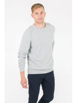 Šedý lehký svetr Pepe Jeans ELLIOT