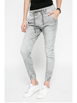 Pohodlné šedé džíny Pepe Jeans JG-COSIE
