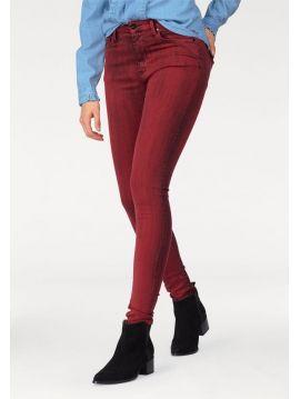 Červené džíny Pepe Jeans REGENT SCARLETT 1ff433ded8