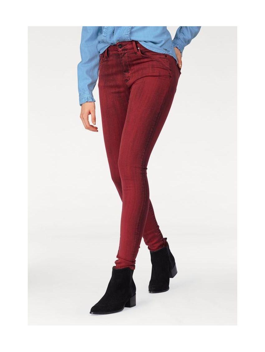 3a14f760dc4 Červené džíny Pepe Jeans REGENT SCARLETT - 919 CONCEPT STORE