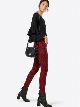 Pruhované kalhoty Pepe Jeans REGENT STRIPE