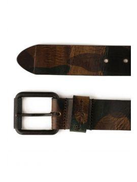 Pánský kožený pásek Pepe Jeans LEWIS BELT 2