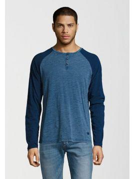 Pánské triko s dlouhým rukávem Pepe Jeans KENSAL