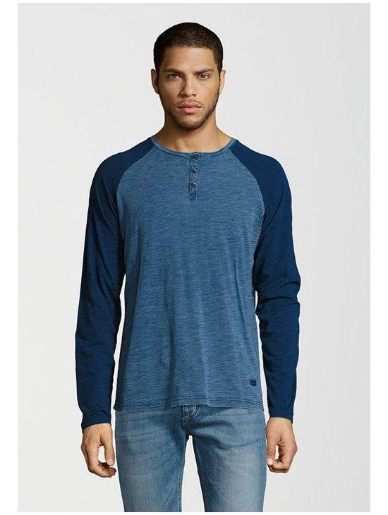 Pánské triko s dlouhým rukávem Pepe Jeans KENSAL - 919 CONCEPT STORE 0e684e59cb