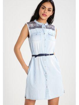 Dámské denim šaty od značky Pepe Jeans LULUS DRESS