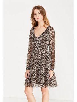 Šaty s leopardím vzorem Pepe Jeand MARRY