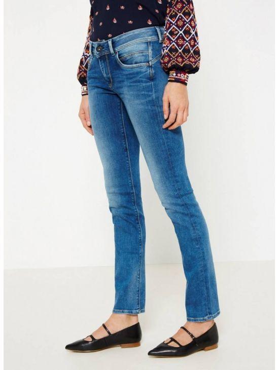 Středně modré džíny Pepe Jeans NEW BROOKE