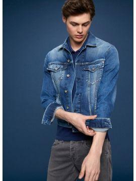 Džínová pánská bunda Pepe Jeans PINNER