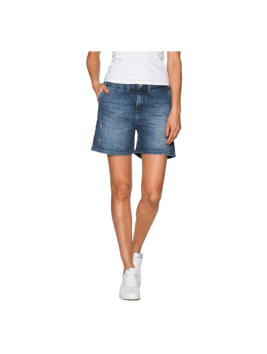 Džínové kraťasy s vyšším pasem Pepe Jeans NAOMIE - 919 CONCEPT STORE e41b258644