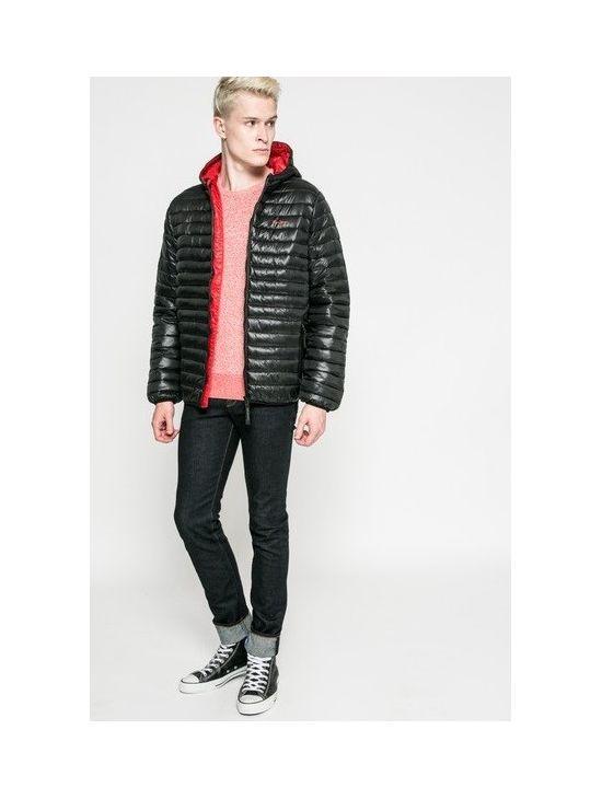 9bbbc689147 Prošívaná černá zimní bunda Pepe Jeans ONS - 919 CONCEPT STORE