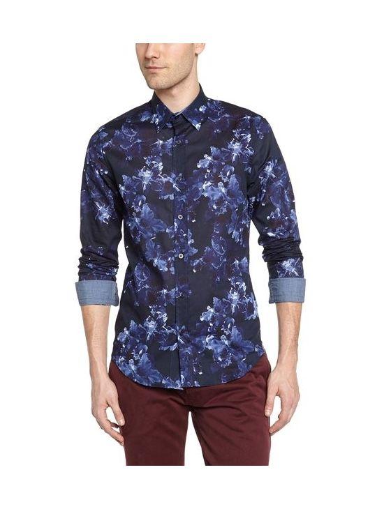 Desigual květovaná košile CAM DAVID
