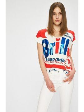 Triko Andy Warhol Pepe Jeans KENDAL