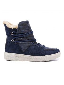 Zimní zateplené boty Pepe Jeans Roxy Fun