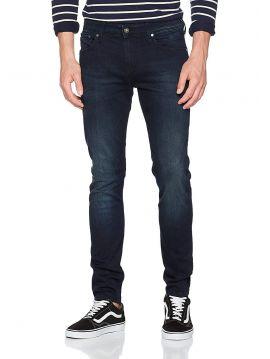 Tmavomodré slim džíny Pepe Jeans FINSBURY