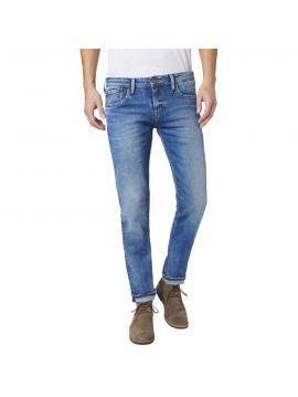 Modré slim džíny Pepe Jeans HATCH GD4