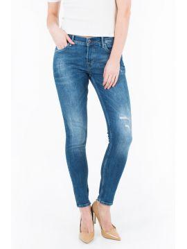 Džíny s vyšším pasem Pepe Jeans JOEY RB5