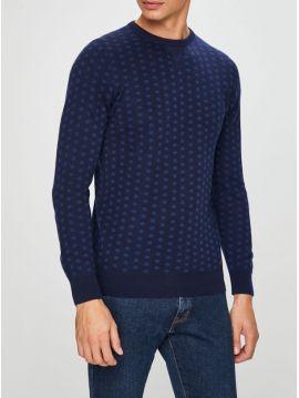 Pánský modrý svetr Pepe Jeans LONBARD