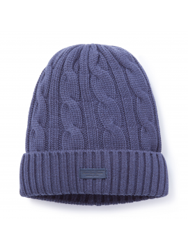 Tmavě modrá čepice Pepe Jeans MAPLE HAT