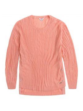 Meruňkový svetr Pepe Jeans BENJI