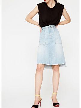 Džínová midi sukně Pepe Jeans PENNY