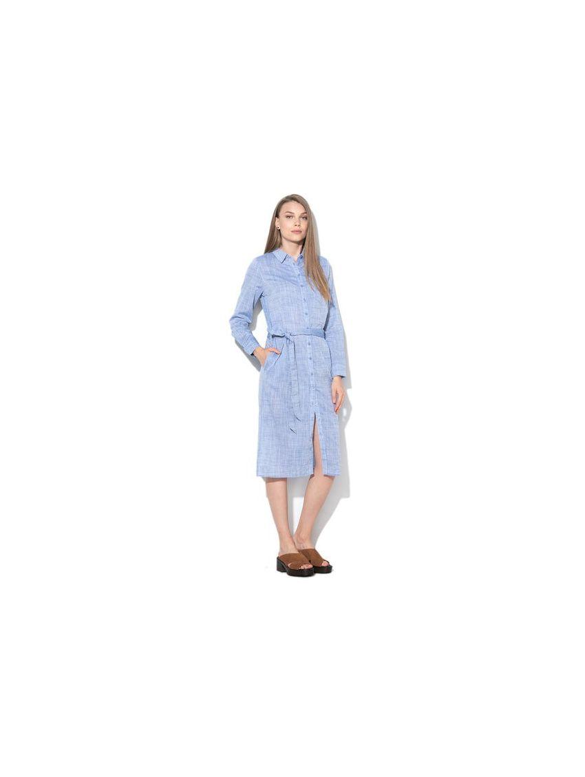 Košilové modré šaty Pepe Jeans MELANIA - 919 CONCEPT STORE 9bec224b67